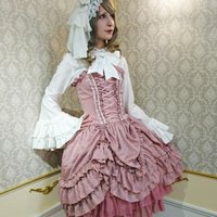 Atelier Pierrot Bustle Corset Dress