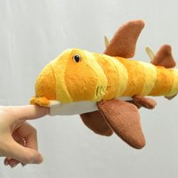 Japanese Bullhead Shark Plushie