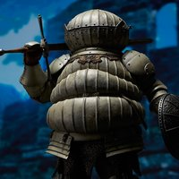 Dark Souls Siegmeyer of Catarina 1/6 Scale Statue - SDCC 2017 Exclusive