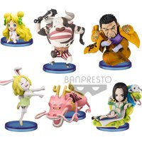 One Piece World Collectable Figure -Oriental Zodiac- Vol. 1