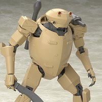 Moderoid Full Metal Panic! Invisible Victory Rk-92 Savage (Sand)