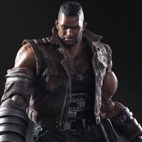 [Outlet] Play Arts Final Fantasy VII Remake: Barret Wallace