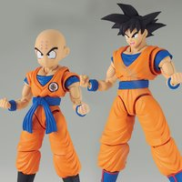 Figure-rise Standard Dragon Ball Z Son Goku & Krillin DX Set