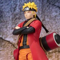 S.H.Figuarts Naruto Shippuden Naruto Uzumaki Sage Mode Advanced Ver.