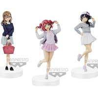 Love Live! Sunshine!! EXQ Figure Vol. 2