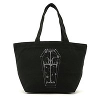 Hatsune Miku Vampire Fest Coffin Large Tote Bag