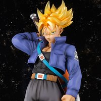 Figuarts Zero EX Dragon Ball Super Super Saiyan Trunks