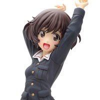 DreamTech Girls und Panzer der Film Yukari Akiyama: Panzer Jacket Ver. 1/8 Scale Figure
