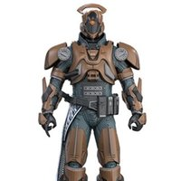 Destiny Vault of Glass Titan Action Figure