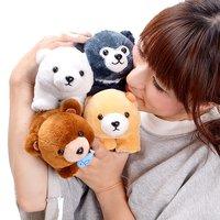 Marukuma Polar World Bear Plush Collection (Standard)