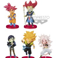 Super Dragon Ball Heroes World Collectable Figure Vol. 6