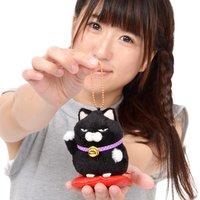 Hige Manjyu Maneki-neko Cat Plush Collection (Ball Chain)