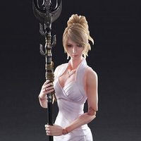 Play Arts Kai Final Fantasy XV: Lunafreya Nox Fleuret