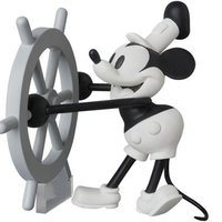 Ultra Detail Figure Disney Series 6 Steamboat Willie: Mickey Mouse