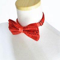 ACDC RAG Sequin Bow Tie