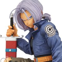 Dragon Ball Z Banpresto World Figure Colosseum 2 Vol. 8: Trunks
