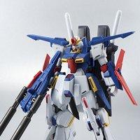Robot Spirits Enhanced ZZ Gundam