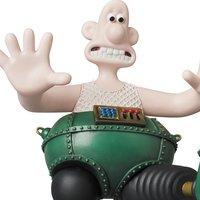 Ultra Detail Figure Aardman Animations #1: Wallace & Gromit Wallace w/ Techno Trousers