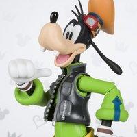 S.H.Figuarts Kingdom Hearts II Goofy