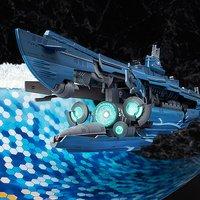 GSA I-401 | Arpeggio of Blue Steel: Ars Nova