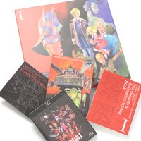 Mobile Suit Gundam: The Origin Vol. 1 Blu-ray Disc Collector's Edition