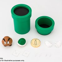 S.H.Figuarts Super Mario Diorama Set B