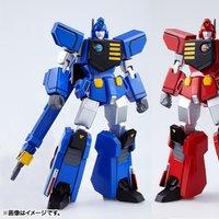Super Robot Chogokin: GaoGaiGar HyoRyu, EnRyu & Big Order Room