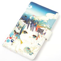 Tokyo Otaku Mode Creator Flip-Style Smartphone Cover by Yoshimi OHTANI