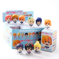 Love Live! Kurukoro Minifigure Box Vol. 2