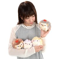 Harinezumi no Harin Flowers & Apples Hedgehog Plush Collection (Standard)