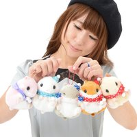 Attaka Coroham Coron Hamster Plush Collection (Ball Chain)
