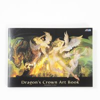 Dragon's Crown Art Book: Vanillaware Artworks