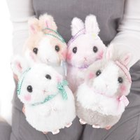 Usa Dama-chan Standing Up Rabbit Plush Collection (Ball Chain)