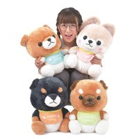 Mameshiba San Kyodai Puppy Dog Plush Collection (Big)