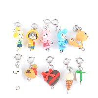 Animal Crossing: New Leaf Mascot Keychain Series 2 (Set of 10)