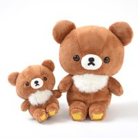 Rilakkuma Korilakkuma to Atarashii Otomodachi Koguma-chan Plush Collection
