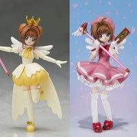 S.H.Figuarts Cardcaptor Sakura 2-Pack w/ Special Bonus