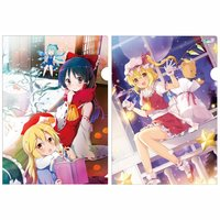 Touhou Project Clear File
