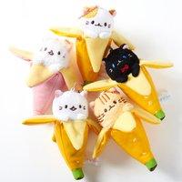 Bananya Ball Chain Mascots