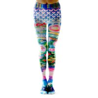 tokone Travel the World Tights