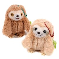 Namakemono no Mikke Sloth Plush Collection (Ball Chain)