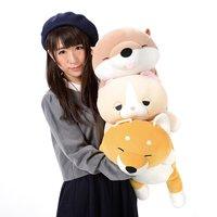 Mochi-fuwa Nemukko Animal Plush Collection (Big)