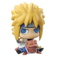 Naruto Minato & Gamabunta Soft Vinyl Mascot Figure