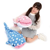 Whale Shark Plush Collection (Super Big)
