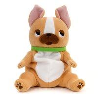 Buruburu Boo! Dog Plush Collection (Standard)