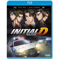 Initial D Legend 2: Racer Blu-ray/DVD Combo Pack