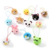 Piyotama Friends Pon Pon Mini Plushies - Set of 12