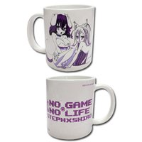No Game No Life Shiro & Steph Mug