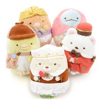Sumikko Gurashi Oheya no Sumi de Tabikibun Collectable Plushies