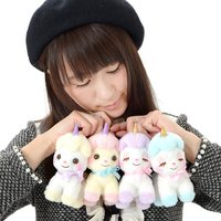 Unicorn no Cony Plush Collection (Ball Chain)